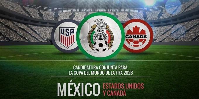 México vuelve a ser sede del Mundial en 2026; lo organiza junto con Canadá y EU