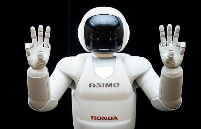 Honda cancela el proyecto del robot bípedo 'Asimo'