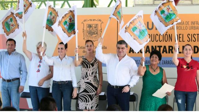 ARRANCA MIGUEL RIQUELME OBRAS Y BENEFICIOS A JUÁREZ POR ALREDEDOR DE 32 MILLONES DE PESOS