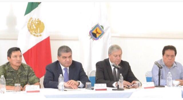 Comunicado de Gobierno del Estado de Coahuila
