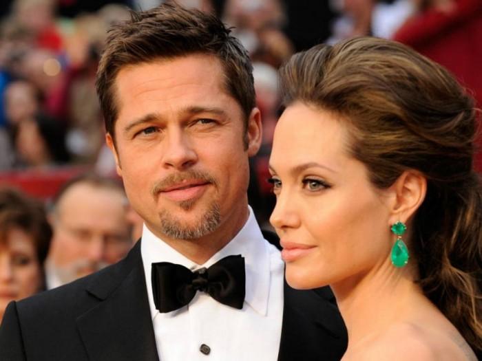 Angelina Jolie podría perder la custodia de sus hijos tras declararle la guerra a Brad Pitt