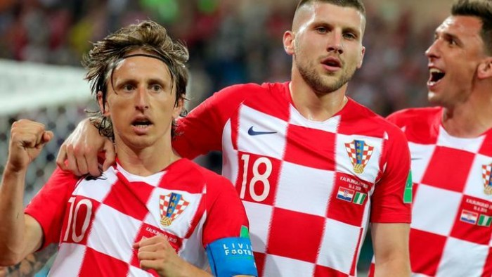 Liderea Croacia Grupo D tras victoria contra Nigeria