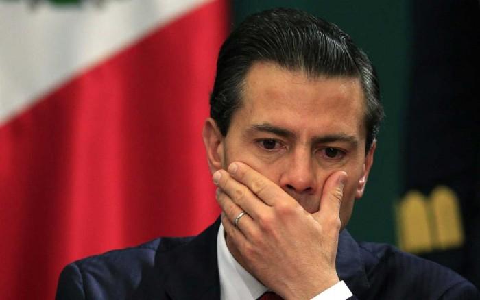 Peña Nieto, un sexenio tinto en Sangre