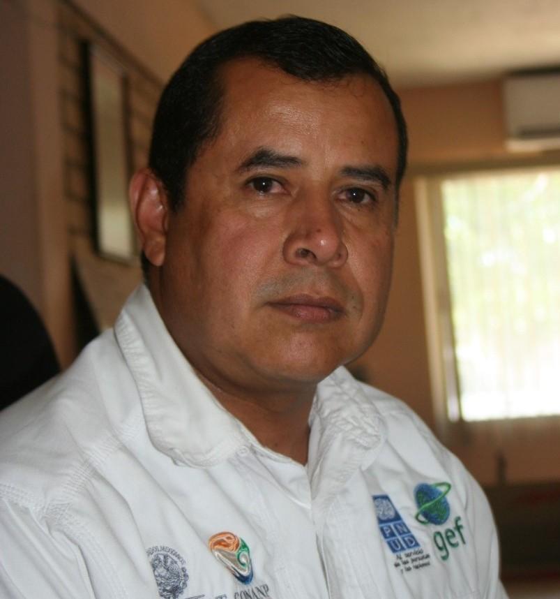 Va la CONANP por el Pez Diablo     Mauricio García