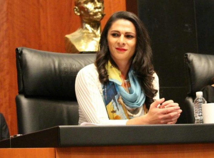 Ana Guevara a la Conade
