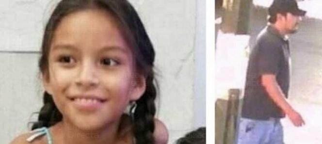 Encuentran asesinada a niña raptada en Juarez N.L  Hay foto de posible responsable
