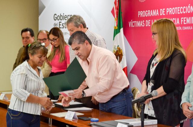 PROTECCIÓN INTEGRAL A HIJAS  E HIJOS DE VÍCTIMAS DE FEMINICIDIOS