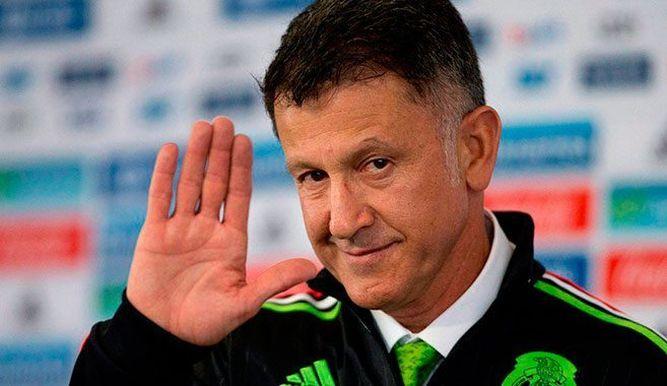 Juan Carlos Osorio deja a la Selección Mexicana