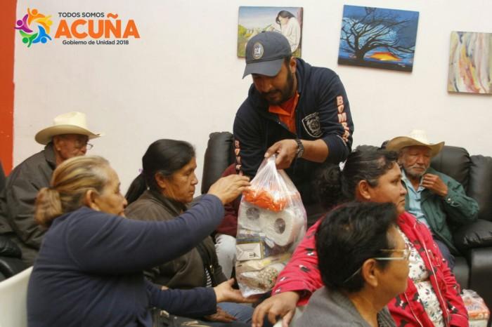 PREPARADO EL PROGRAMA ALIMENTARIO PARA PERSONAS VULNERABLES.