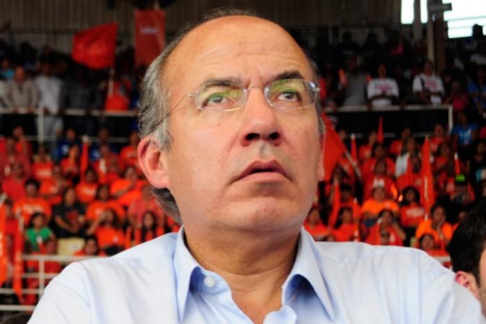 Dirigencia del PAN podría expulsar a Felipe Calderón