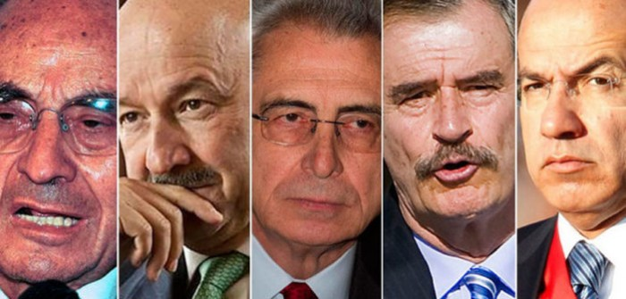 Expresidentes nos cuestan 22 mdp anuales
