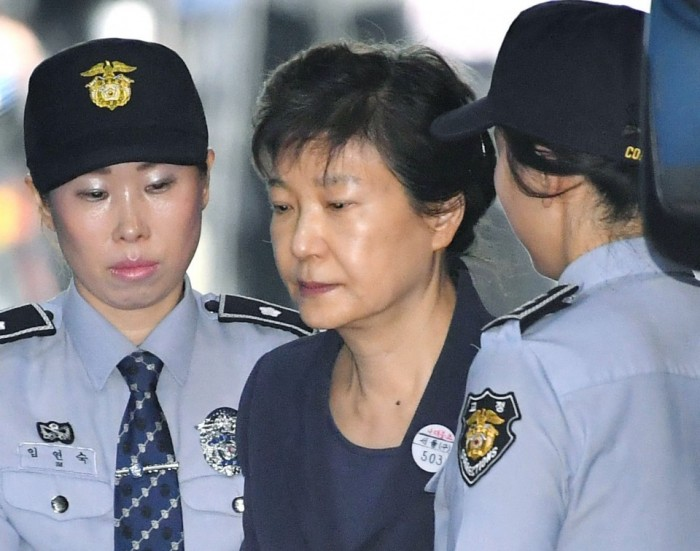 Condenan con 8 años más de prisión a ex presidenta de Corea del Sur