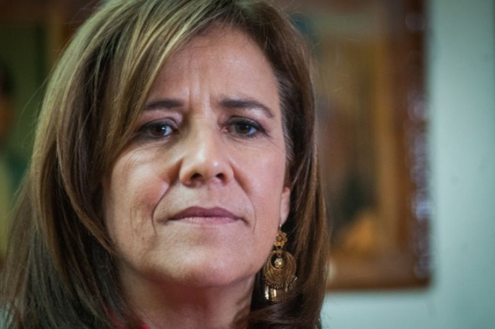 Anuncia Margarita Zavala conformación de organización civil