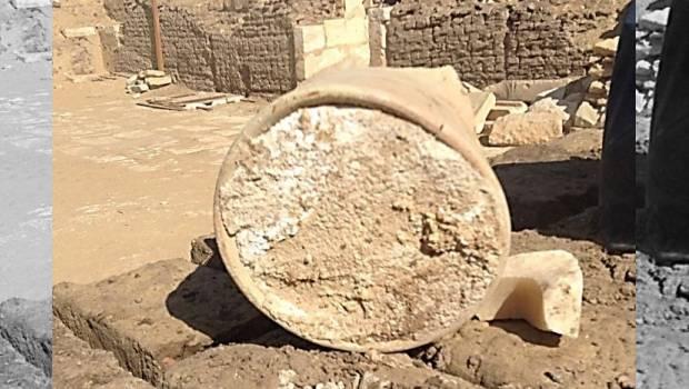 Encuentran queso más antigüo del mundo en Egipto: fue hecho hace 3200 años