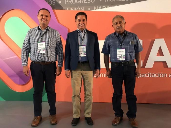 Participa Alcalde Roberto De Los Santos Vazquez En Seminario de Capacitacion a Municipios 2018 en Saltillo Coahuila.