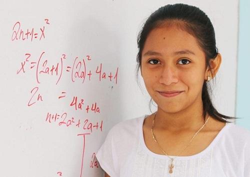 Niña yucateca gana el cuarto lugar en una competencia de matemáticas en Bulgaria
