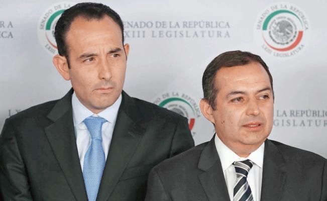 Ernesto Cordero apoya a Gil Zuarth para la presidencia del PAN