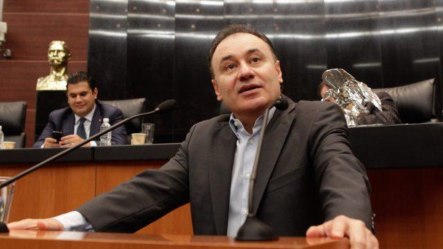 Alfonso Durazo priorizará capacitación sobre mando único policial
