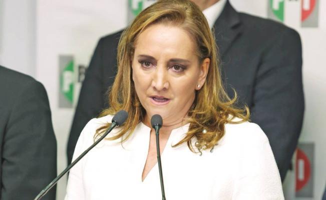 Niega Ruiz Massieu que esté hipotecada la sede nacional del PRI