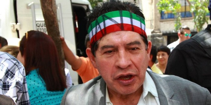 """Juanito"" le pide chamba a AMLO, quiere ser titular de la Conade"