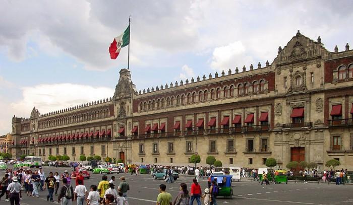 Destinarán 17.7 mdp a remodelación de Palacio Nacional antes de fin de sexenio