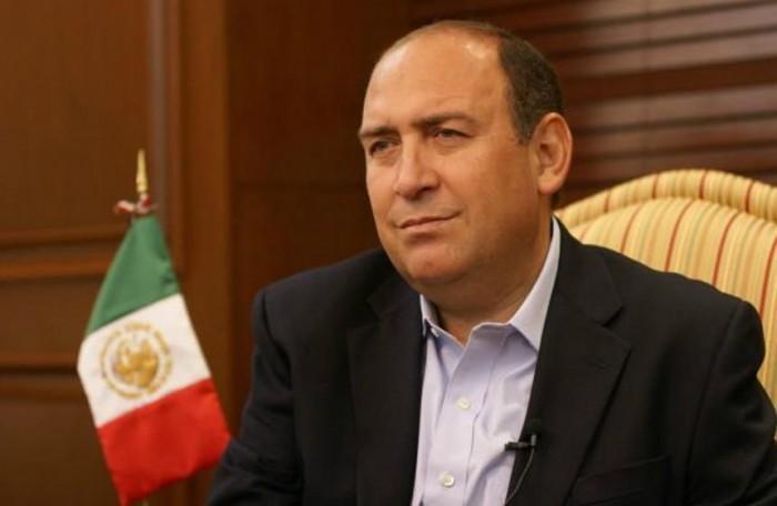 Renuncia Rubén Moreira como secretario del CEN del PRI