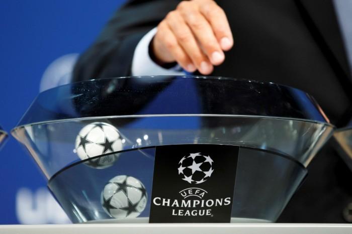 Así quedaron los grupos de la Champions League  Por Joaquín Solo