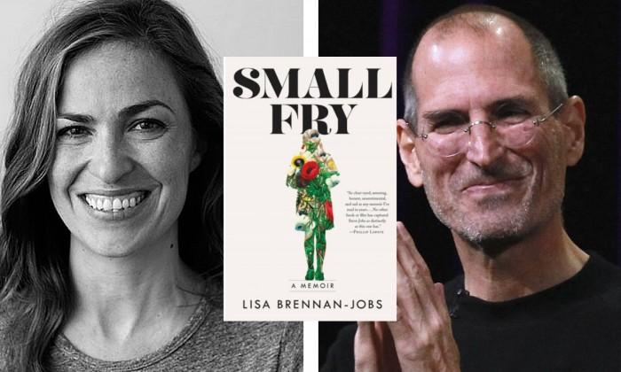 La amargura y el placer de ser hija de Steve Jobs