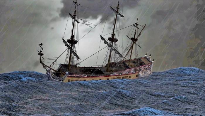 La última travesía de los reyes del mar