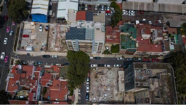 Firman contrato por 87.5 mdp para pavimentación de ¿calles fantasma?