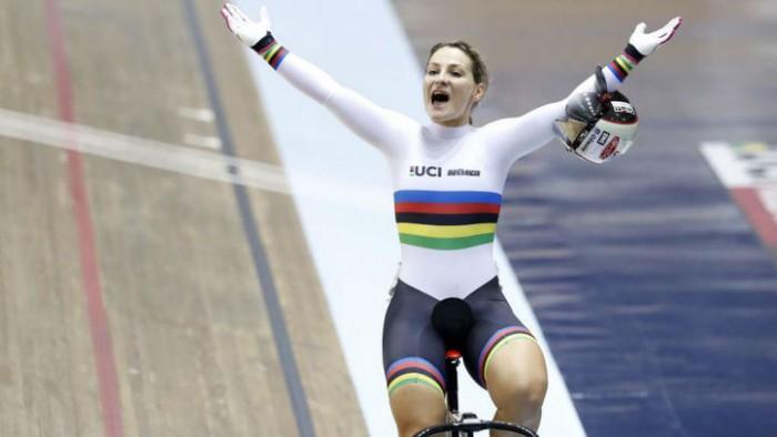 La doble campeona olímpica de ciclismo en pista Kristina Vogel queda parapléjica