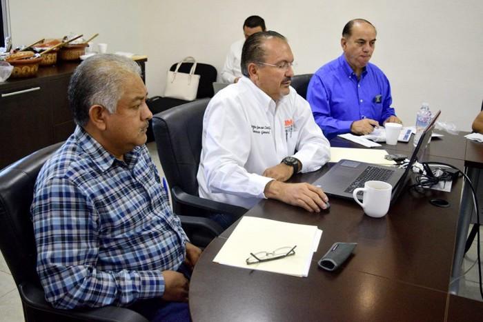 Realizan Reunión del Consejo de SIMAS de Septiembre en Acuña Coahuila.