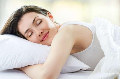 Los beneficios de dormir bien.