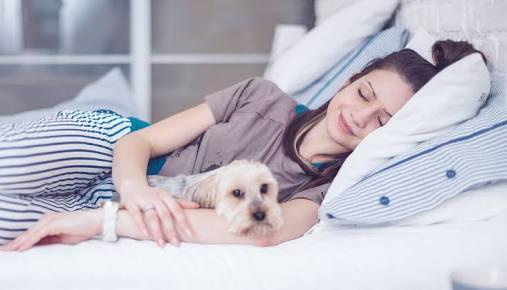 Consejos para dormir rápido.
