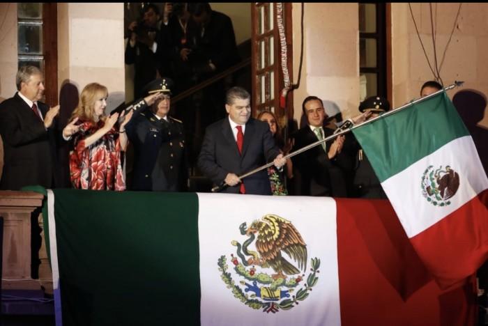 CELEBRAN MILES DE COAHUILENSES EL 208 ANVERSARIO DEL INICIO DE LA INDEPENDENCIA DE MÉXICO