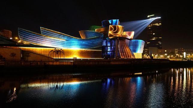 El Museo Guggenheim bate récord de visitantes en verano