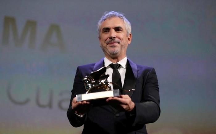 Cuarón gana el León de Oro, Netflix triunfa en Venecia