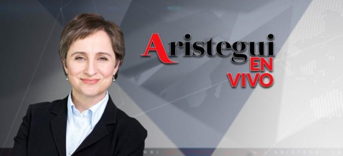 Podría Aristegui anunciar su regreso a la radio