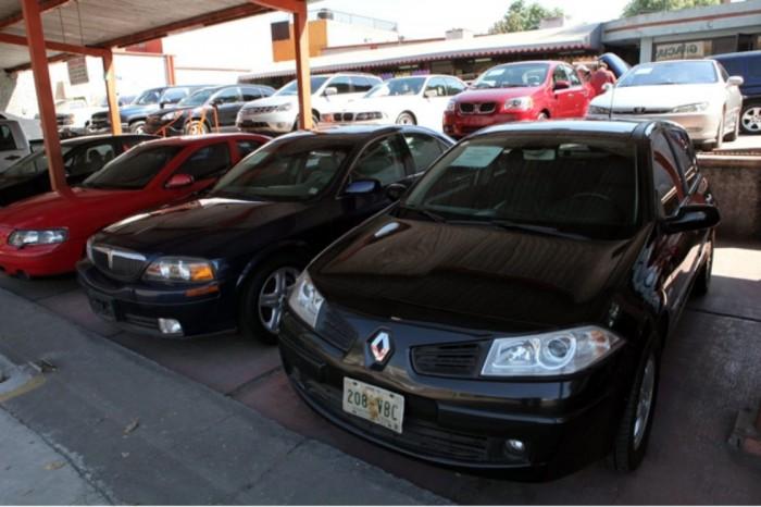 Acuerda Senado abrir licitación para subastar automóviles