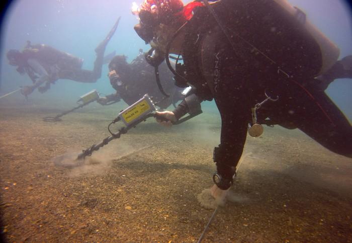 En aguas veracruzanas, expertos del INAH emprenden búsqueda de los navíos hundidos por Hernán Cortés