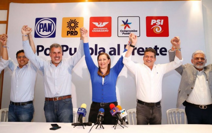 Martha Erika Alonso gana en Puebla tras recuento de votos