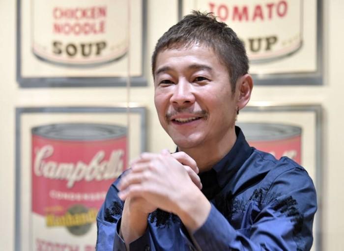 Un millonario japonés compra el primer billete comercial a la Luna