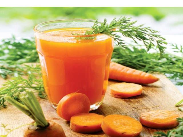 Beneficios de la zanahoria.
