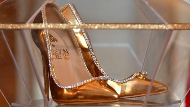 Los zapatos más caros del mundo.