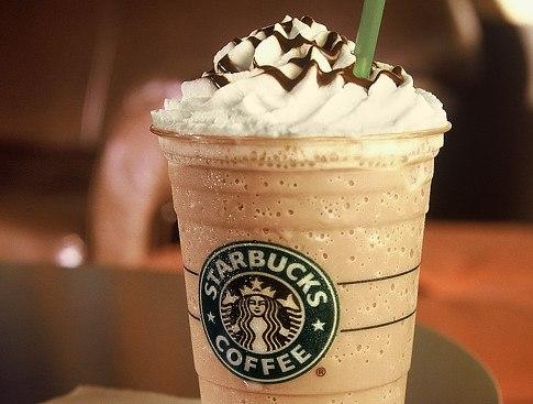 Frappuccino tipo Starbucks.