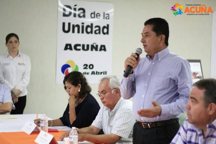 Inician Foros Ciudadanos para Plan de Desarrollo Municipal 2019-2021 en Acuña Coahuila.