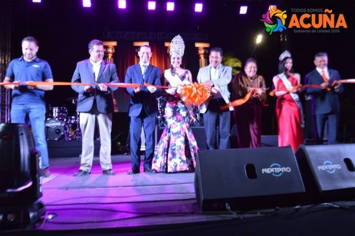 """Inician Festejos de la """"FeriaDeLaAmistad2018"""" en Acuña Coahuila."""