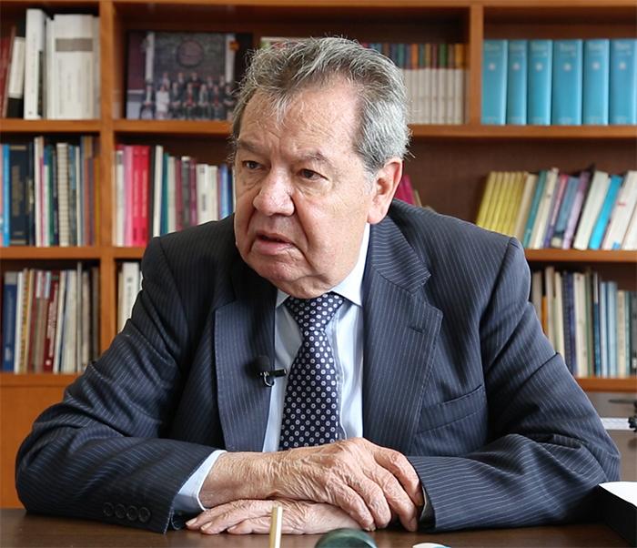 """No habrá """"pelones"""", ni EPN podrá llevar seguridad: Muñoz Ledo sobre toma de protesta"""