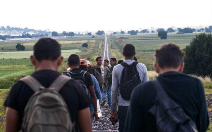 Policía Federal abre el paso a Oaxaca a Caravana Migrante