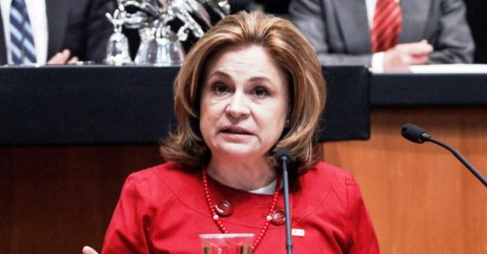 SFP no tiene ninguna investigación contra Rosario Robles: Arely Gómez
